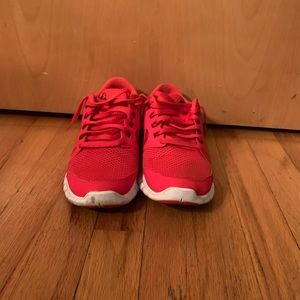 Red Nike's